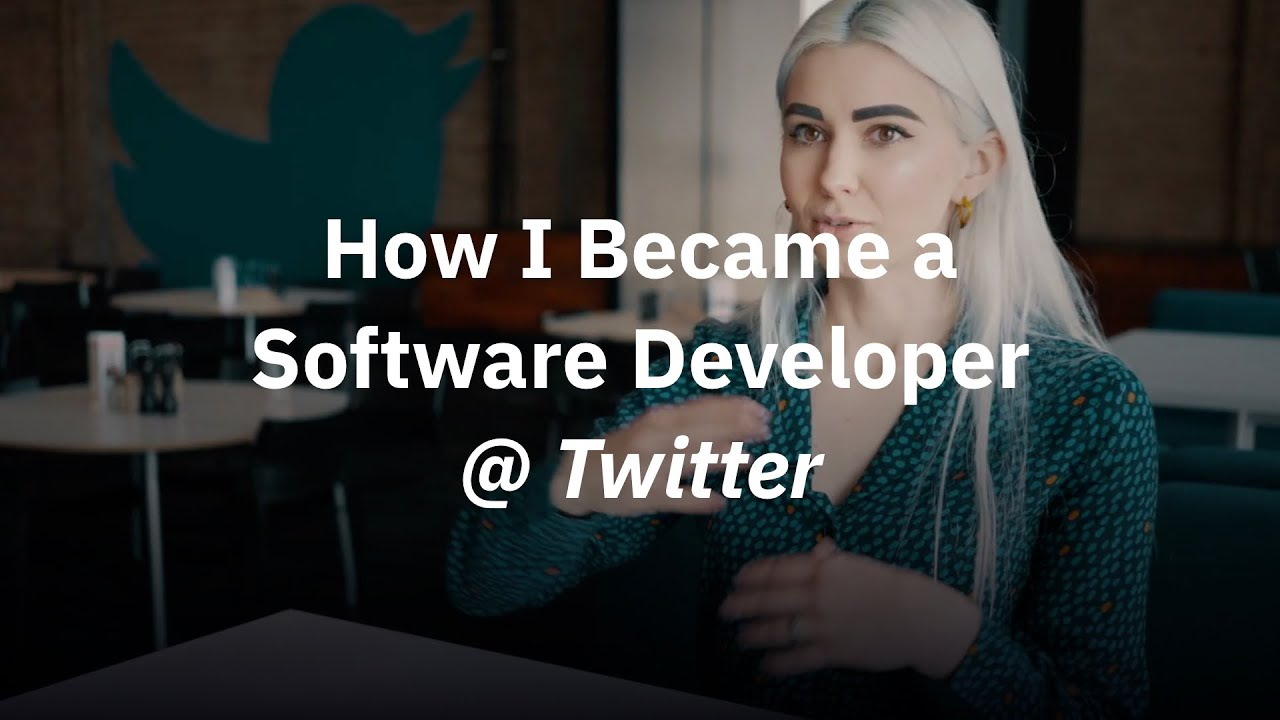 How Sasha Solomon Became a Software Developer at Twitter