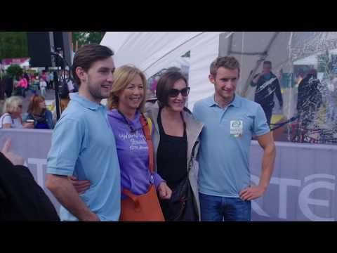 RTÉ at Bloom - Behind the Scenes