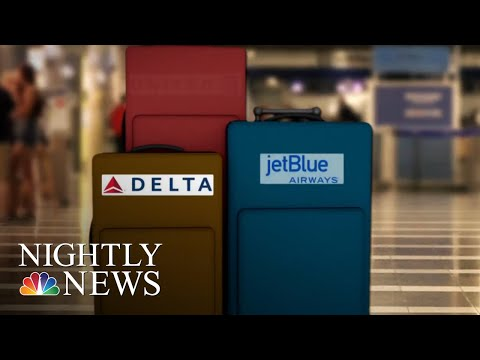 Nick Wize - Airlines Make $12 Billion Off Baggage Fees