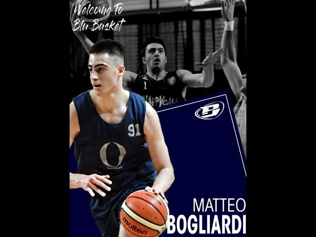 Matteo Bogliardi   Is Blu