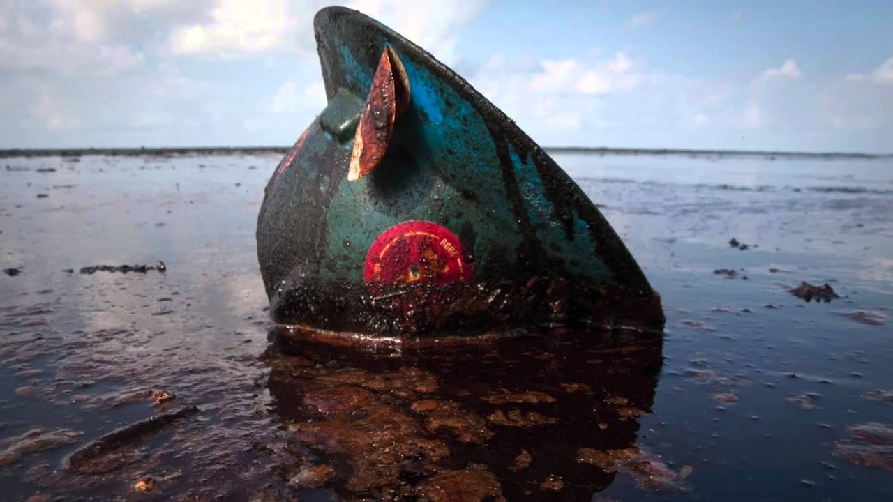 A return to the Gulf Coast five years after the BP oil ...