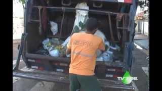 Dia a Dia dos coletores de lixo
