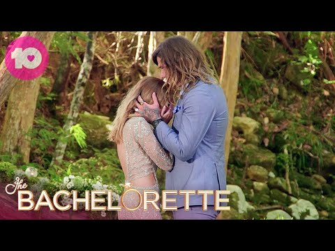 Angie's Goodbye To Timm Is Heart-breaking  | The Bachelorette Australia