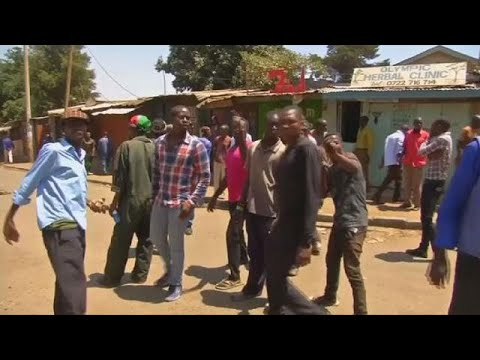Protests hit Nairobi slum after arrest of opposition official