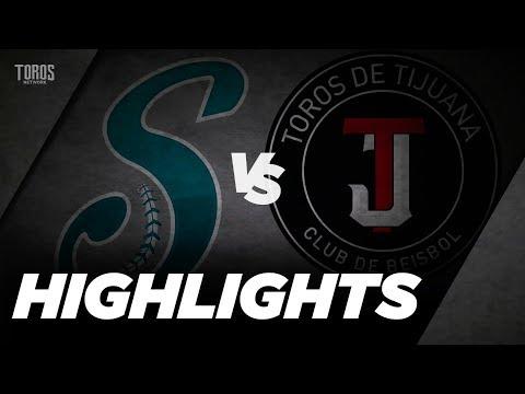 HIGHLIGHTS SARAPEROS VS TOROS 07 SEPTIEMBRE