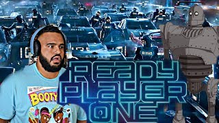 Ready player one trailer #1 - first reaction