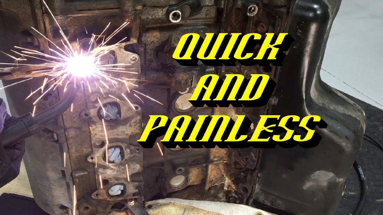 Best Way To Remove Broken Exhaust Manifold Studs