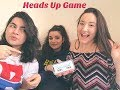 FUNNY HEADS UP GAME WITH MY FRIENDS!!