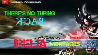 Irelia montage | Irelia escape funny moments | Irelia Top highlights | Best Irelia plays