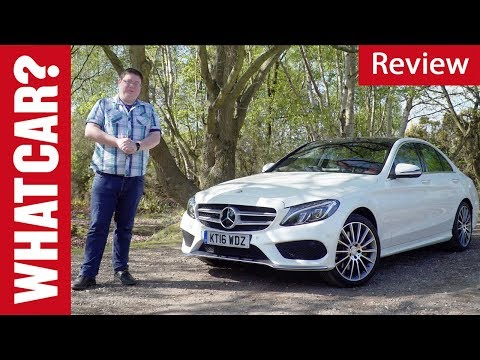 2018 Mercedes-Benz C-Class saloon review - better than an Audi A4? | What Car?