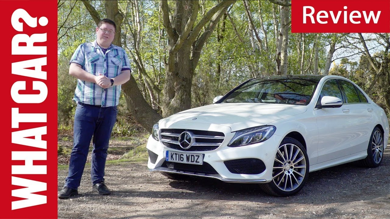 C220 Amg 2017 2018 Mercedes Benz C Class Saloon Review Better Than An Audi A4 What Car