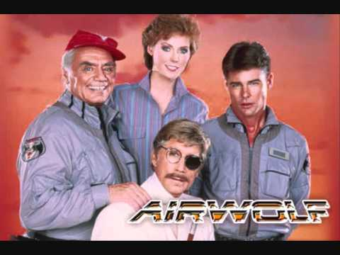 Airwolf (TV Series): Main Theme - Music by Sylvester Levay
