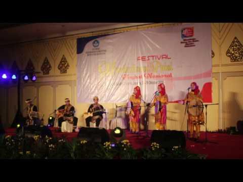 Peserta Musikalisasi Puisi Tingkat Nasional 2016, Judul Puisi
