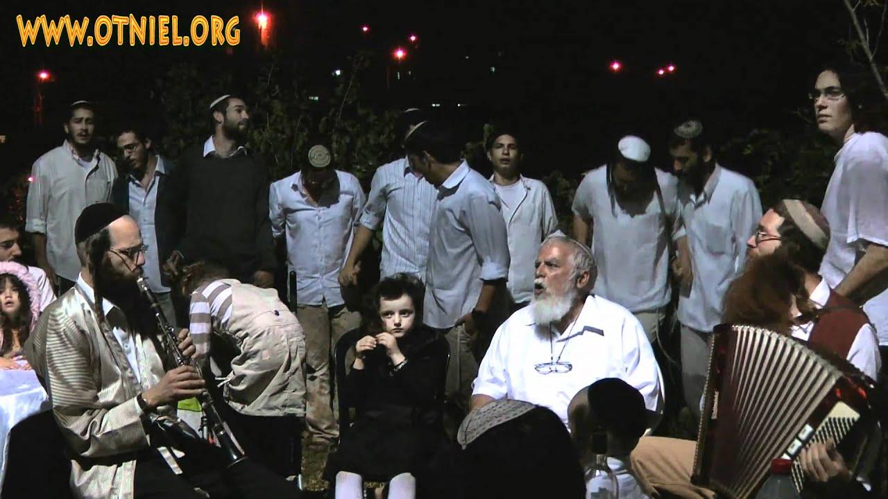 חיליק פרנק: קומי רוני בלילה