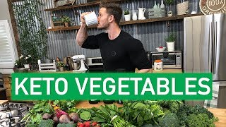 Top 3 Vegetables For A Weight Loss Keto Diet