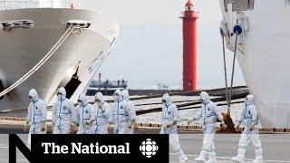 7 Canadians sick with coronavirus on cruise ship
