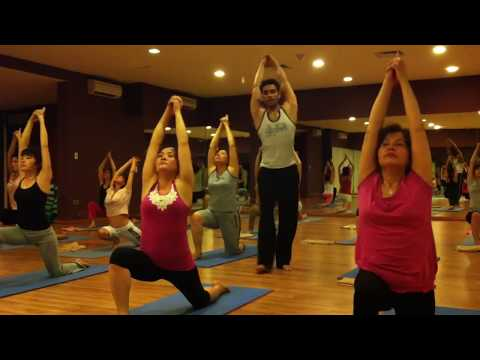 Yoga For Obesity & Weight Loss - Morning Yoga For Flat Stomach - Yoga for Fat Burning & Belly Fat