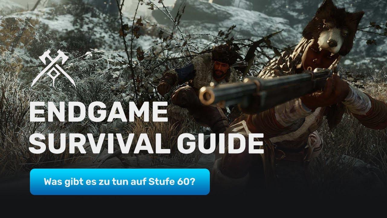 New World Endgame Guide - Legendarys, Stufe 60, Handwerk & mehr!