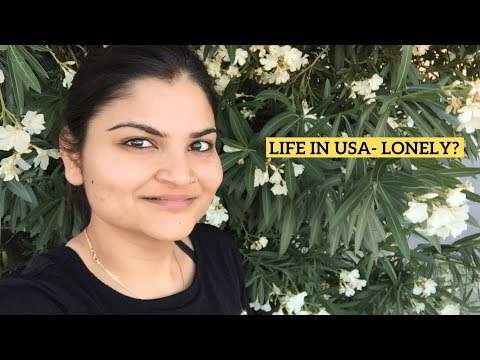 How Is Life In USA For Indians - lonely?? Indian Mommy Vlogger In USA