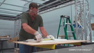 Product Comparison: Fine Fissured Acoustic Ceiling Panels