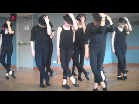 Cambridge Youth Dance Program's 6th Annual Brunch and Silent Auction.mov