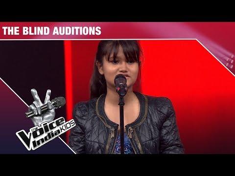 Astha Das Performs On Alvida | The Voice India Kids | Episode 5