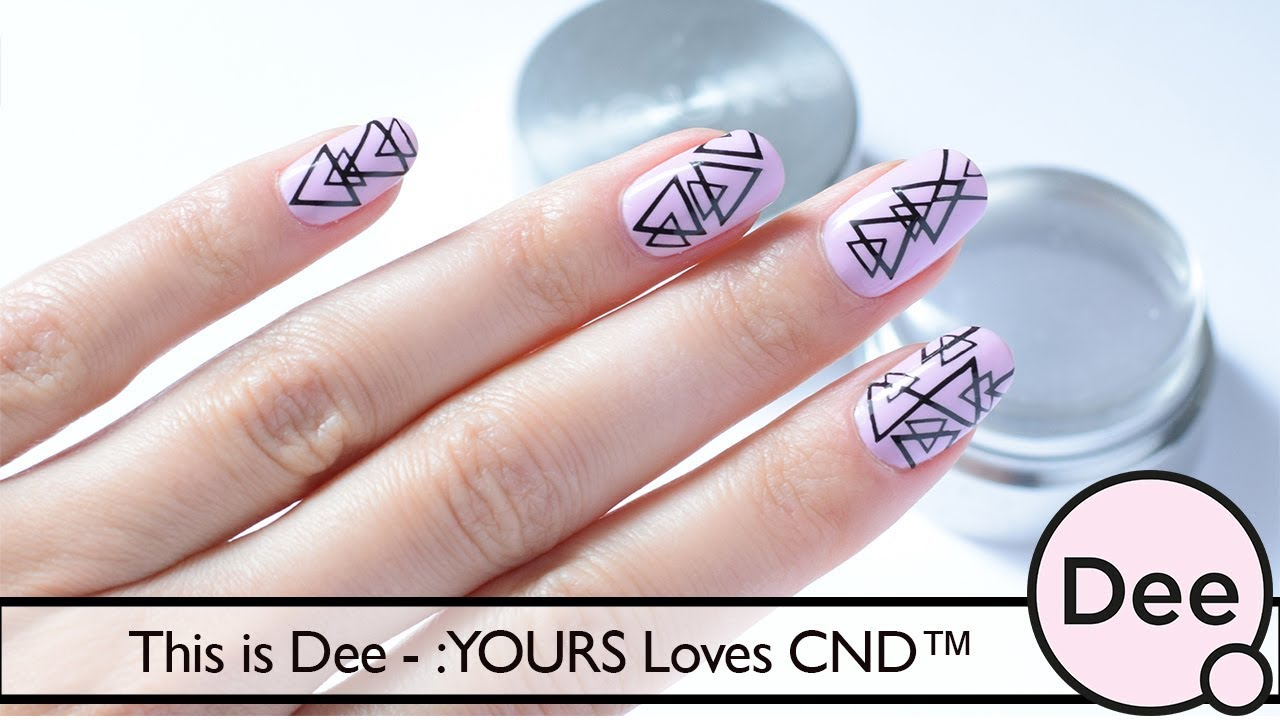 This is Dee - Introduction :YOURS Loves CND™ - YouTube