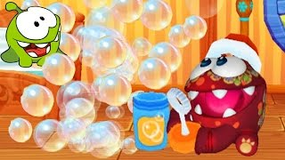 Виртуальный питомец АМ НЯМ # 1 My om Nom смешной виртуальный зверек как мультфильм Funny Games