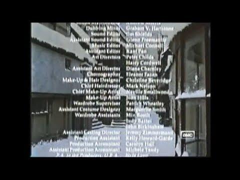 A Christmas Carol (1984) End Credits (AMC 2012) - YouTube