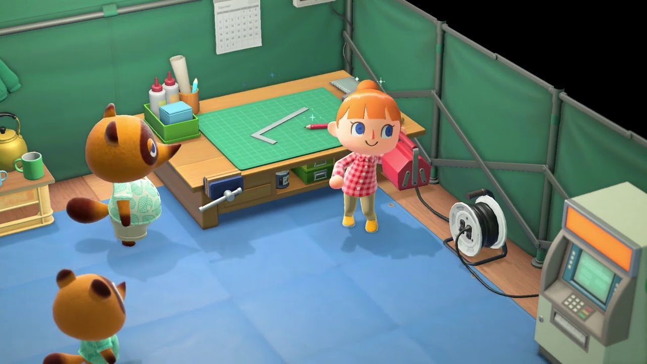 Animal Crossing New Horizons E3 2019 Trailer - tracking a ...