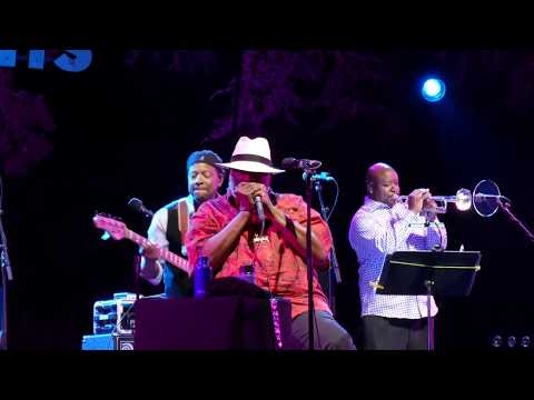 TAJMO  @jazz des 5 ctinents 26072017  Dt leave me here