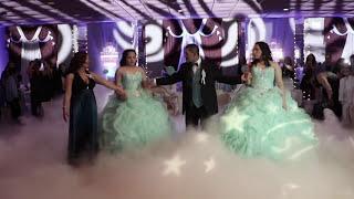 magicas princesas vals coreografia quinceaneras