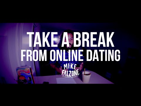 Taking a break from dating meaning