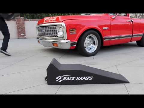 "Brute 40"" Race Ramps Service Sport Ramps RR-40 at California Car Cover"