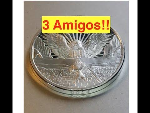 3 Amigos, Project Camelot & Grand Canyon Gold! (Bix Weir)