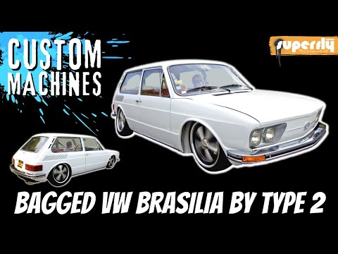 SuperFly Car Magazine™ - TD2 VW Brasilia