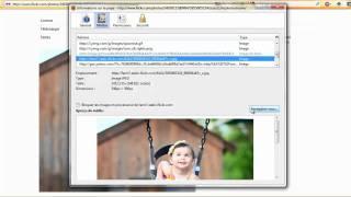Télécharger une photo protégée depuis Flickr via Firefox sans extension