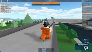 1 Life Challenge | Roblox Prison Life (4K 60FPS)