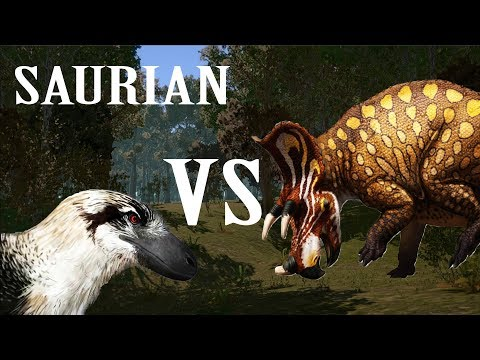Dakotaraptor VS Triceratops Who Would Win?