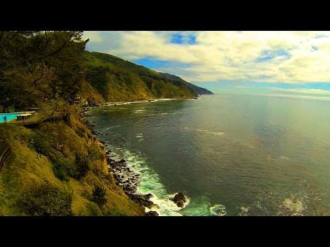 Quad Coptor, Drone, Arial Rig Demo, Big Sur, Reno, Lake Tahoe, Solar Facility, Sound Stage