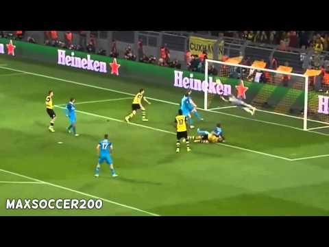 Borussia Dortmund 1:2 Zenit St Petersburg