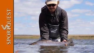 Week 2 Las Buitreras Fishing Report 2019