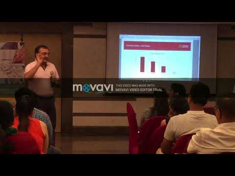 Mr. jayesh Gandhi at Investza Capital First Annual Meet