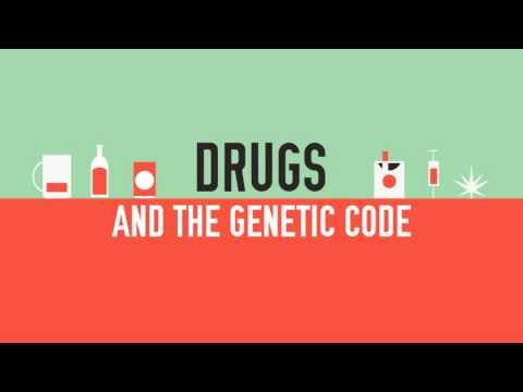 Drugs and the Genetic Code Video Infographic