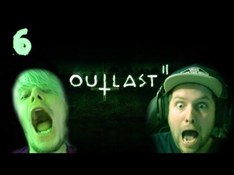 EEN VERSCHRIKKELIJKE VROUW!! (Outlast 2)
