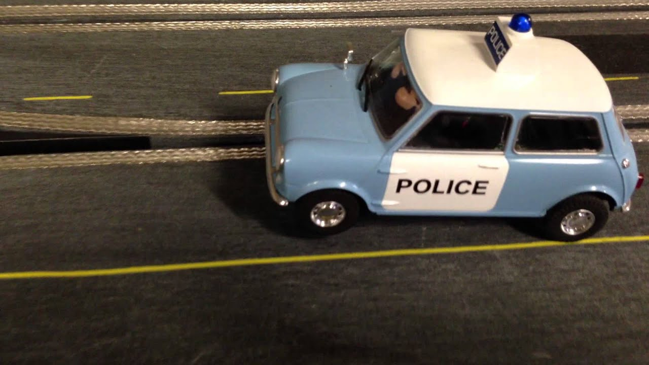 how to build a routed slot car track