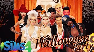 HALLOWEEN PARTY!   | De Sims 4 |