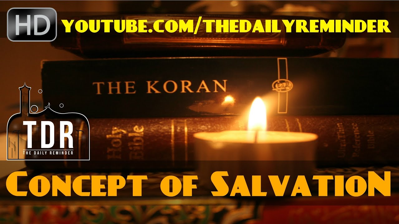 Salvation In Judaism, Christianity & Islam ᴴᴰ ┇ Must Watch ┇ The Daily Reminder ┇