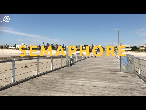A 90-second guide to Semaphore, South Australia