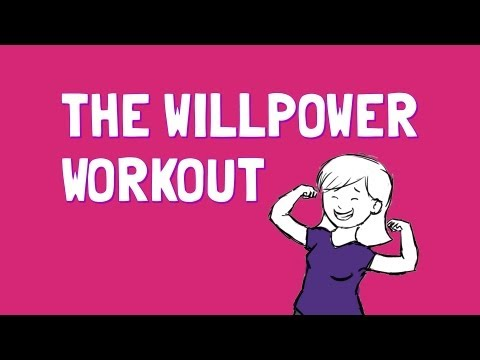 The Willpower Workout
